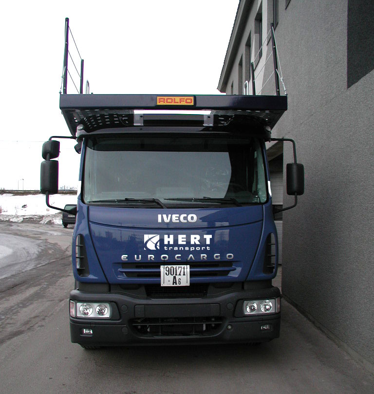 Cargo Expedition by Hert Transport