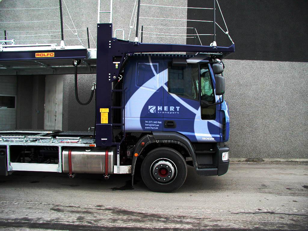 Cargo expedition in Tallinn, Estonia